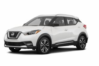 Nissan Lease Takeover in North York, ON: 2019 Nissan Kicks SR CVT 2WD