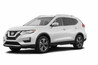 Nissan Lease Takeover in Brossard, QC: 2019 Nissan Rogue SV Automatic AWD