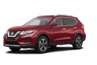 Nissan Lease Takeover in North York, ON: 2019 Nissan Rogue SV Automatic AWD