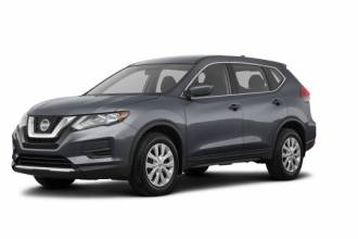 Nissan Lease Takeover in Halifax, NS: 2018 Nissan Rogue S Automatic 2WD