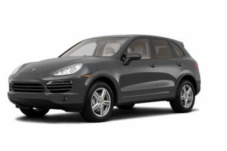 Porsche Lease Takeover in Vancouver, BC: 2011 Porsche Cayenne S Hybrid Automatic AWD
