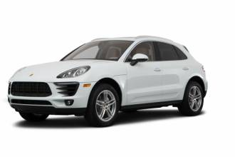 Porsche Lease Takeover in Vancouver, BC: 2017 Porsche Macan Automatic AWD