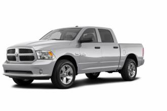 RAM Lease Takeover in Kemptville ON: 2018 RAM 1500 Automatic AWD ID:#4552