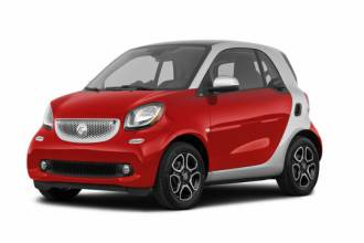 Smart Lease Takeover in Burlington, ON: 2018 Smart Fortwo Electric Drive Coupe Automatic 2WD