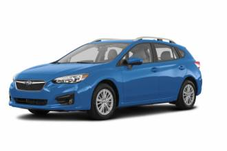 Lease Transfer Subaru Lease Takeover in Toronto: 2017 Subaru Impreza Touring, 5D Hatchback Automatic AWD ID:#6632