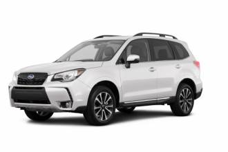 Subaru Lease Takeover in Winnipeg, MB: 2018 Subaru Forester XT CVT AWD