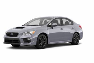 Subaru Lease Takeover in Toronto, ON: 2018 Subaru WRX Base Model Manual AWD