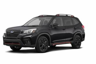 Subaru Lease Takeover in Toronto, ON: 2019 Subaru Forester Sport CVT AWD