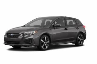 Subaru Lease Takeover in Levis, QC: 2019 Subaru 5p sport Manual AWD