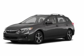 Subaru Lease Takeover in St Catharines, ON: 2019 Subaru Impreza Sport-Tech CVT Automatic AWD