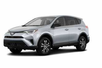 Toyota Lease Takeover in Burlington : 2018 Toyota Rav 4 fwd Automatic 2WD
