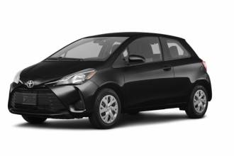 Toyota Lease Takeover in Montreal,: 2018 Toyota Yaris HB Automatic 2WD ID:#8407