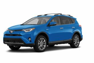 Lease Transfer Toyota Lease Takeover in Richmond Hill: 2017 Toyota RAV4 Limited Hybrid 08X7 Automatic AWD ID:#11324