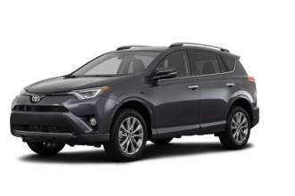 Toyota Lease Takeover in Airdrie, AB: 2015 Toyota RAV4 Limited Automatic AWD