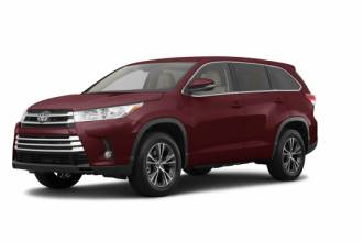 Toyota Lease Takeover in Halifax, NS: 2017 Toyota Highlander LE Automatic AWD