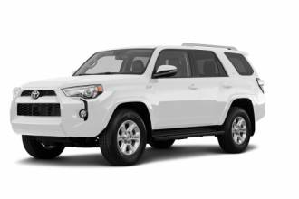 Toyota Lease Takeover in Ottawa, ON: 2018 Toyota 4runner TRD OFFROAD Automatic AWD