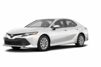 Toyota Lease Takeover in Winnipeg, MB: 2018 Toyota Camry LE Automatic 2WD