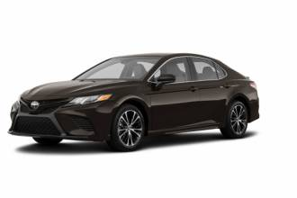 Toyota Lease Takeover in montreal: 2018 Toyota Camry SE upgrade Automatic 2WD