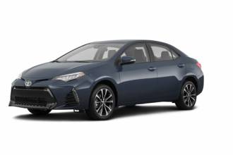 Toyota Lease Takeover in Toronto, ON: 2018 Toyota SE Automatic 2WD