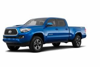 Toyota Lease Takeover in North Vancouver, BC: 2018 Toyota Tacoma Double Cab LTD 4X4 V6 Automatic AWD