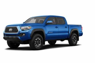 Toyota Lease Takeover in Calgary, AB: 2018 Toyota Tacoma Max Cab Automatic AWD