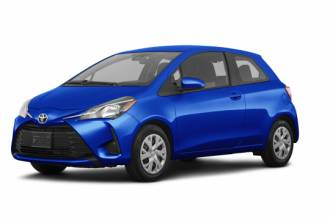 Toyota Lease Takeover in Vancouver, BC: 2018 Toyota Yaris Automatic 2WD