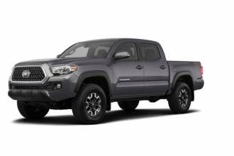 Toyota Lease Takeover in Winnipeg, MB: 2019 Toyota Tacoma TRD Sport Manual AWD