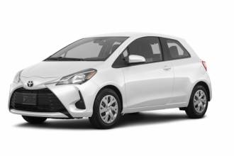 Toyota Lease Takeover in Coquitlam, BC: 2019 Toyota Yaris LE 4A Automatic 2WD