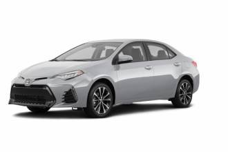 Toyota Lease Takeover in Ancaster, ON: 2018 Toyota SE Automatic AWD
