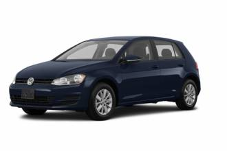 Volkswagen Lease Takeover in North Vancouver, BC: 2017 Volkswagen GOLF 5DR. 1.8T TREND Automatic 2WD