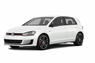 Volkswagen Lease Takeover in Mississauga, ON: 2017 Volkswagen Golf GTI Manual 2WD