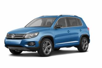 Volkswagen Lease Takeover in Vancouver, BC: 2017 Volkswagen Tiguan Automatic 2WD