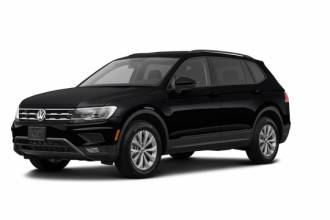 Volkswagen Lease Takeover in Kitchener, ON: 2018 Volkswagen Tiguan 4motion Comfortline Automatic AWD