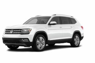 Volkswagen Lease Takeover in Innisfil, ON: 2018 Volkswagen Atlas Highline 3.6L 8sp Manual AWD