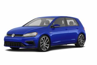 Lease Transfer Volkswagen Lease Takeover in Mississauga, ON: 2018 Volkswagen Golf R Manual AWD