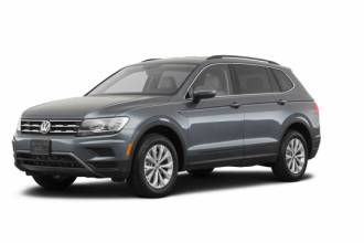 Volkswagen Lease Takeover in Montreal, QC: 2019 Volkswagen TIGUAN comfortline Automatic AWD