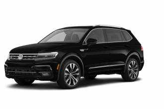 Volkswagen Lease Takeover in Montreal, QC: 2019 Volkswagen Tiguan Highline Automatic AWD