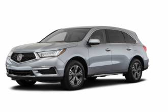 Acura Lease Takeover in Burnaby, BC: 2020 Acura MDX Tech plus Automatic AWD ID:#20540