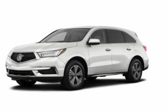 Acura Lease Takeover in North York, ON: 2019 Acura MDX Tech (with Navigation) Automatic AWD