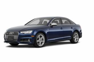 Audi Lease Takeover in Toronto: 2018 Audi S4 Progressiv Manual AWD ID:#20706