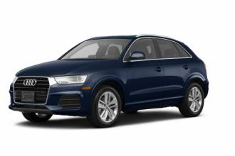 Lease Transfer Audi Lease Takeover in Mississauga, ON: 2017 Audi Q3 Quatro Automatic AWD