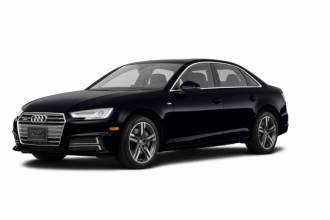 Lease Transfer Audi Lease Takeover in Victoria, BC: 2018 Audi A4 Progressive Automatic AWD