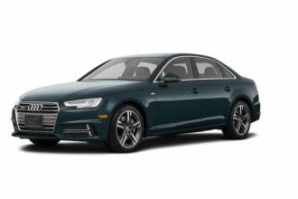 Lease Transfer Audi Lease Takeover in Toronto, ON: 2018 Audi A4 Technik quattro 7sp S troni Automatic AWD