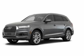 Lease Transfer Audi Lease Takeover in Montreal, QC: 2018 Audi Q7 Technik Manual AWD