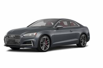 Lease Transfer Audi Lease Takeover in Edmonton, AB:  2018 Audi S5 Technik Automatic AWD