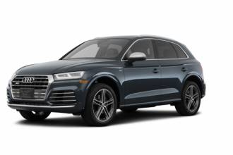 Lease Transfer Audi Lease Takeover in Surrey, BC: 2018 Audi SQ5 3.0T Tech Automatic AWD