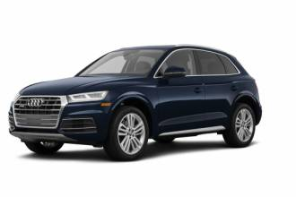 Lease Transfer Audi Lease Takeover in Mississauga, ON: 2019 Audi Q5 2.0T Progressiv Quattro S Tronic Automatic AWD