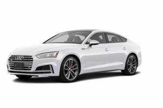 Audi Lease Takeover in London, ON: 2019 Audi S5 Sportback Technik Automatic AWD