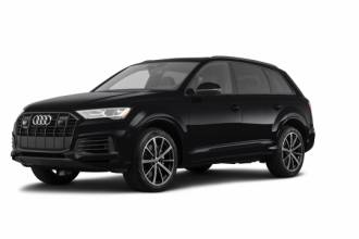 Lease Transfer Audi Lease Takeover in Montreal, QC: 2020 Audi Q7 55 3.0 TFSI Quattro 8-speed Tiptronic Progressiv Automatic AWD