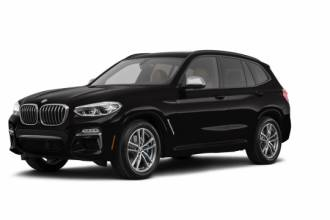 BMW Lease Takeover in Calgary, AB: 2018 BMW X4 M40i Automatic AWD